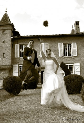 Photographe mariage - Alice Chassaing - photo 8