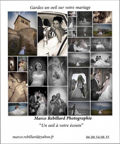 Photographe mariage - Marco Rebillard photographie - photo 11