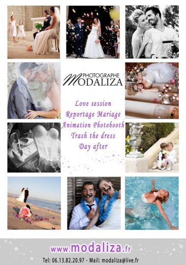 Photographe mariage - Modaliza Photo - photo 1