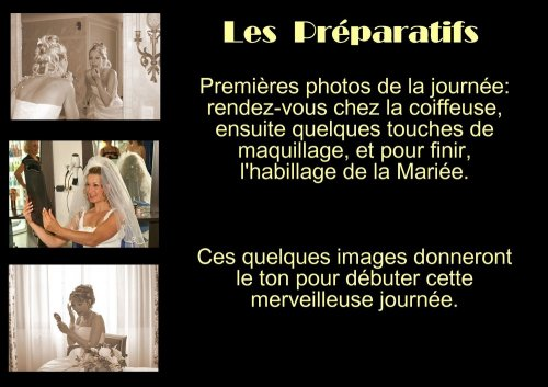 Photographe mariage - Michel Rebillard Photographe - photo 1