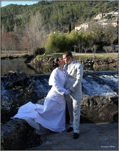 Photographe mariage - Arwenne Photo  Photographe Var - photo 39