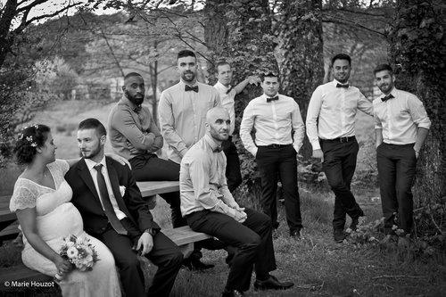Photographe mariage - MARIE HOUZOT PHOTOGRAPHE - photo 14