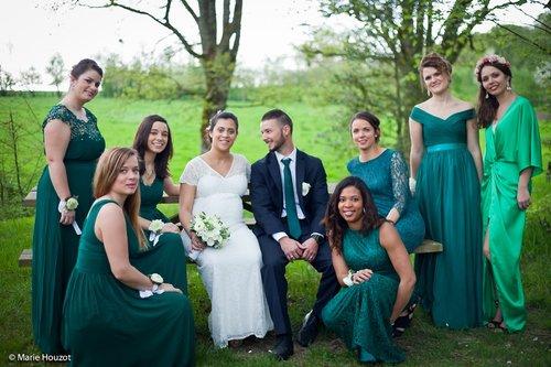 Photographe mariage - MARIE HOUZOT PHOTOGRAPHE - photo 15