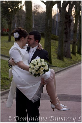 Photographe mariage - dominique dubarry loison - photo 6