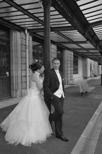 Photographe mariage - Photo GODEAU Saint-Dié - photo 11