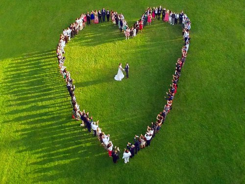 Photographe mariage - OH MY DRONE - photo 1