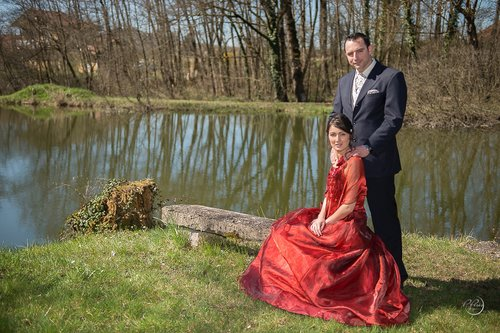 Photographe mariage - PHOTOS D'UN MOMENT - photo 2