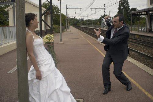 Photographe mariage - Le Fouillé Thierry - photo 3