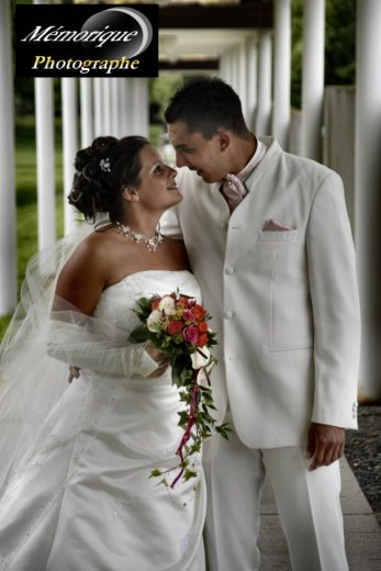 Photographe mariage - MEMORIQUE PHOTOGRAPHE - photo 1