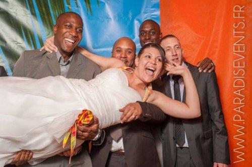 Photographe mariage - Paradis Events - photo 21