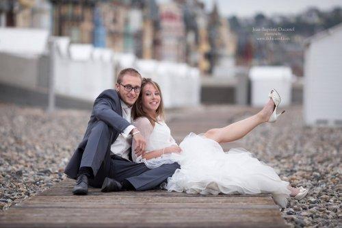 Photographe mariage - Jean-Baptiste Ducastel - photo 1