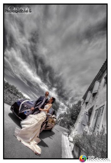 Photographe mariage - Société Studio Mediacom - photo 64