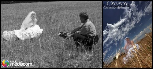 Photographe mariage - Société Studio Mediacom - photo 70