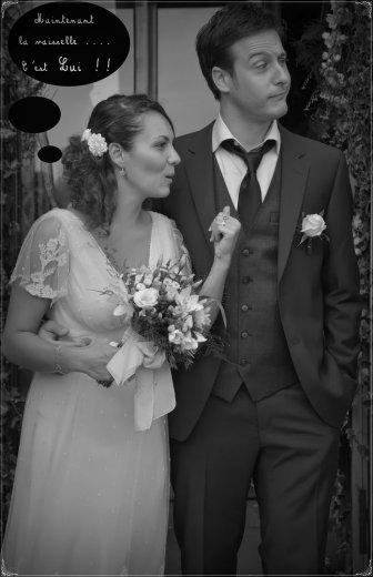 Photographe mariage - NADINE PHOTOS  - photo 13
