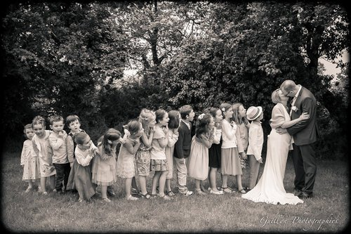 Photographe mariage -  GUILLON-PHOTOGRAPHIES - photo 3