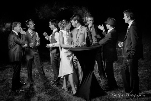 Photographe mariage -  GUILLON-PHOTOGRAPHIES - photo 13