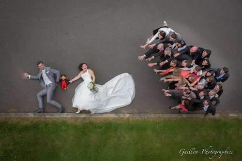 Photographe mariage -  GUILLON-PHOTOGRAPHIES - photo 5
