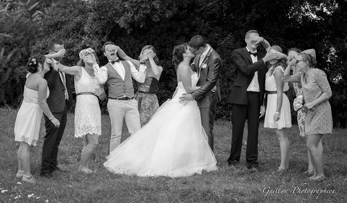 Photographe mariage -  GUILLON-PHOTOGRAPHIES - photo 9