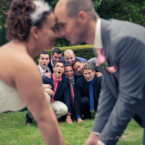Photographe mariage -  GUILLON-PHOTOGRAPHIES - photo 2
