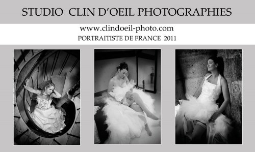 Photographe mariage - Studio CLIN D'OEIL - photo 94