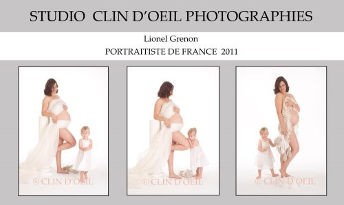 Photographe mariage - Studio CLIN D'OEIL - photo 93