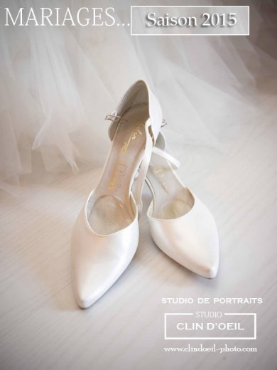 Photographe mariage - Studio CLIN D'OEIL - photo 60