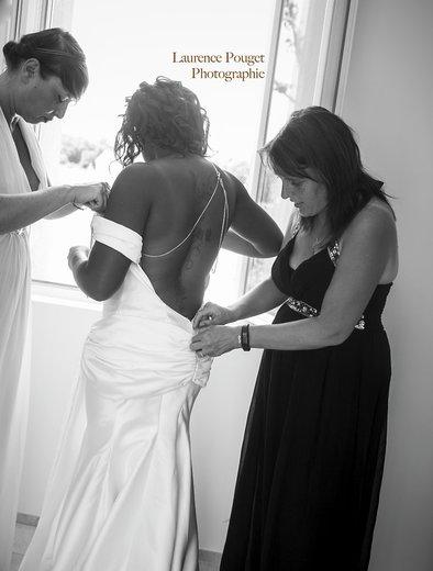 Photographe mariage - Pouget Laurence - photo 2