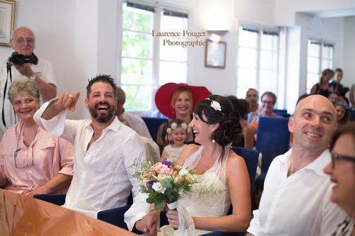 Photographe mariage - Pouget Laurence - photo 10