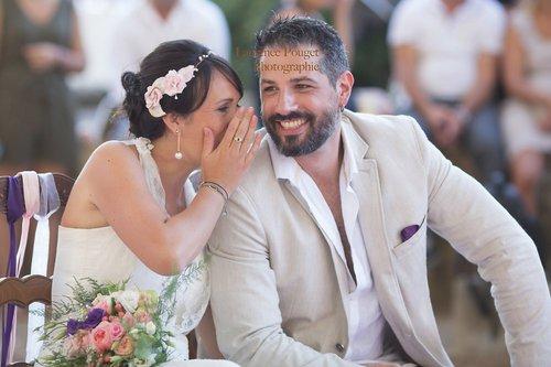 Photographe mariage - Pouget Laurence - photo 12