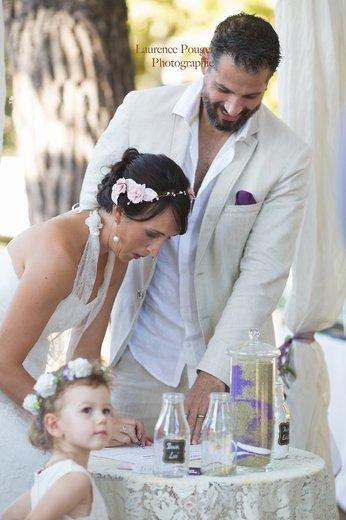 Photographe mariage - Pouget Laurence - photo 13