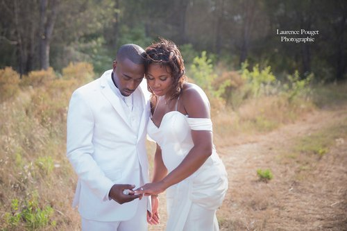 Photographe mariage - Pouget Laurence - photo 4