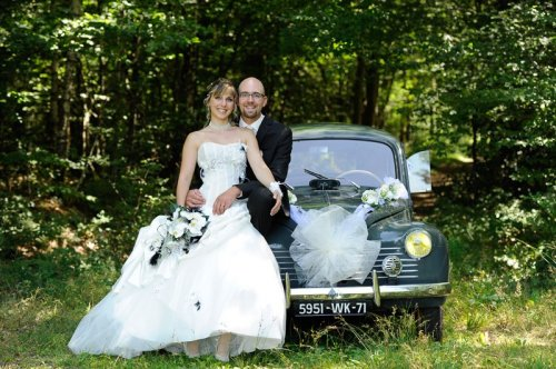 Photographe mariage - PERAULT MICHELLE - photo 11
