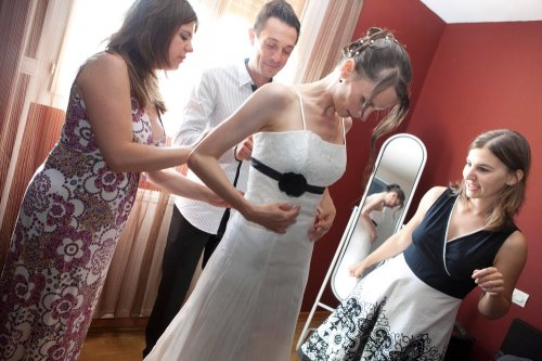 Photographe mariage - Brigitte Bordes Photographe - photo 7