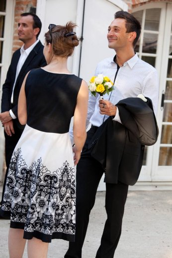 Photographe mariage - Brigitte Bordes Photographe - photo 19