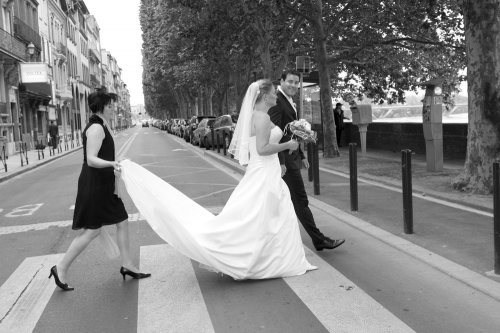 Photographe mariage - Brigitte Bordes Photographe - photo 33