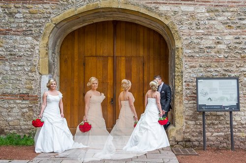 Photographe mariage - Thierry NADE Photos - photo 29