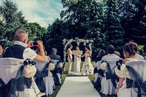Photographe mariage - S'kal photo - photo 27