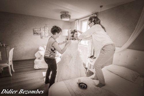 Photographe mariage - DIDIER BEZOMBES PHOTOGRAPHE  - photo 12