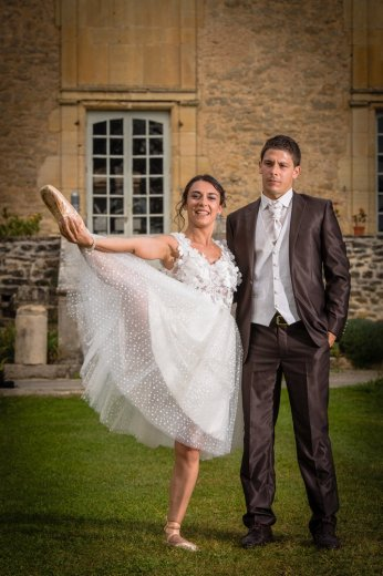 Photographe mariage - DIDIER BEZOMBES PHOTOGRAPHE  - photo 25