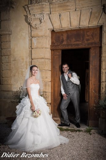 Photographe mariage - DIDIER BEZOMBES PHOTOGRAPHE  - photo 17