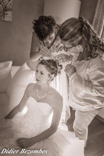 Photographe mariage - DIDIER BEZOMBES PHOTOGRAPHE  - photo 10
