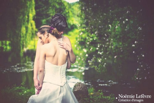 Photographe mariage - Noëmie Lefèvre - photo 15