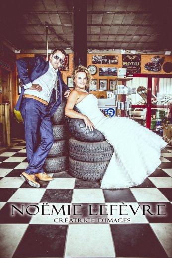 Photographe mariage - Noëmie Lefèvre - photo 22