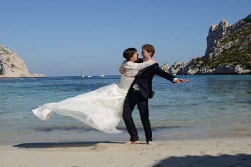 Photographe mariage - ART & IMAGE - photo 9