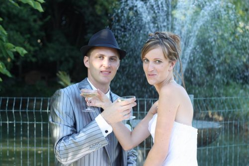 Photographe mariage - Karine Bouchaud Photographies - photo 1