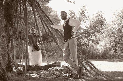 Photographe mariage - L'Autochrome du Golfe - photo 4