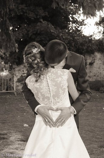 Photographe mariage - Martine Fradet - photo 6
