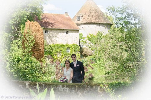 Photographe mariage - Martine Fradet - photo 5