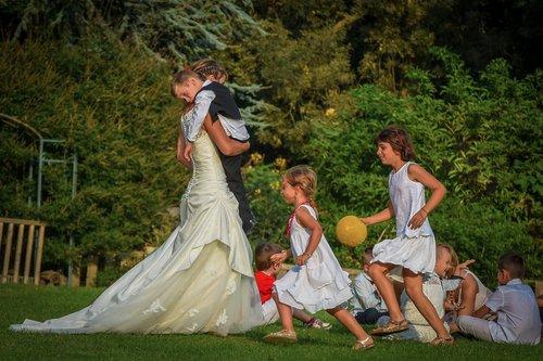 Photographe mariage - Fabien Sans Image - photo 1