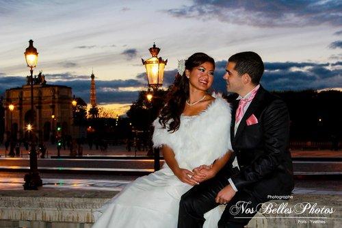 Photographe mariage - NOS BELLES PHOTOS - Aurélie - photo 23